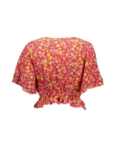 Collezione Bluz Kırmızı